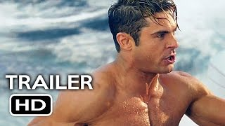 Baywatch Official Red Band Trailer (2017) Dwayne Johnson, Zac Efron Comedy Movie HD