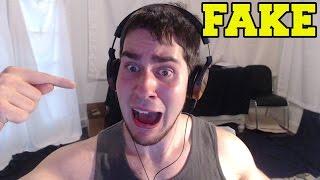 I AM A FAKE!!
