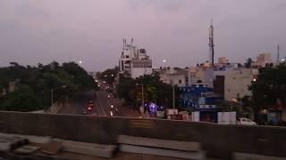 Chennai View from Train