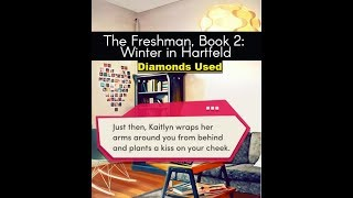 Choices: Stories You Play - The Freshman Book 2 Chapter 3 Diamonds Used