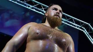 Discovery Wrestling - Christopher Saynt Vs Joe Coffey