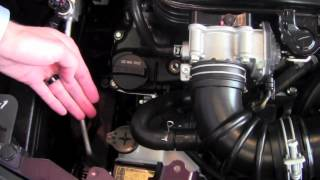 2012 | Scion | IQ | Engine Compartment | How To By Toyota City