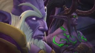 The Story of Shadows of Argus, Patch 7.3 - Part 1 [Lore]