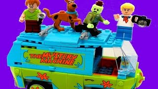 LEGO Scooby Doo Mystery Machine Playset 75902 from Warner Bros.