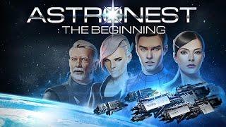 ASTRONEST - The Beginning PC Gameplay