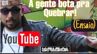 Exaltasamba - A Gente bota pra quebra. 2016 (cover)