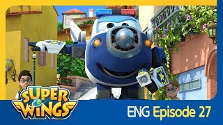 [Super Wings] EP 27 - Fast Track(ENG)