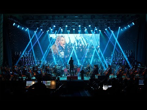 Pirates of the Caribbean Orchestral cover Soundtrack Hits concert