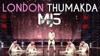 London Thumakda | Dance Champions MJ5 | Star Plus