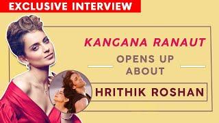 Exclusive: Kangana Ranaut Opens Up about Hrithik Roshan | Vickey Lalwani | SpotboyE