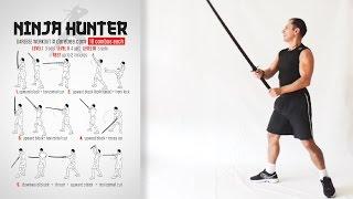 Katana Week: Ninja Hunter Workout