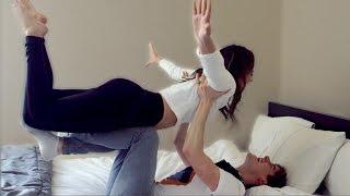 Recreating Cute Couple Poses (ft. Bethany Mota)