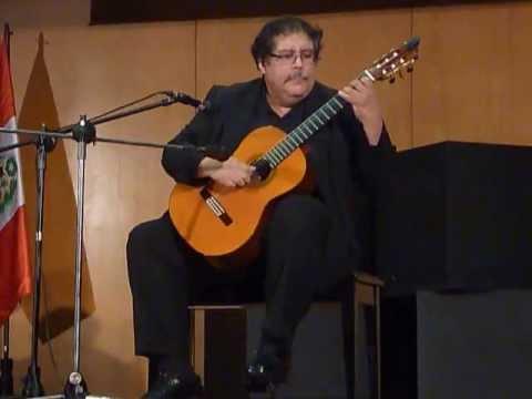 Guitarra peruana: Vals