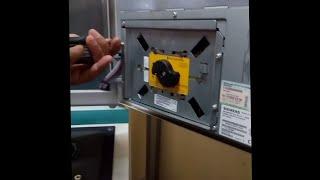 siemens HMi 840 D hard disk changed