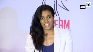 Women have to come out and be strong to speak about harassment: PV Sindhu