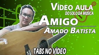 SOLO DA MÚSICA AMIGO AMADO BATISTA E EDUARDO COSTA DUAS GUITARS