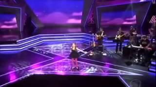 Ídolos Kids 2012  Giovanna  canta Se Eu Não Te Amasse Tanto Assim  05122012