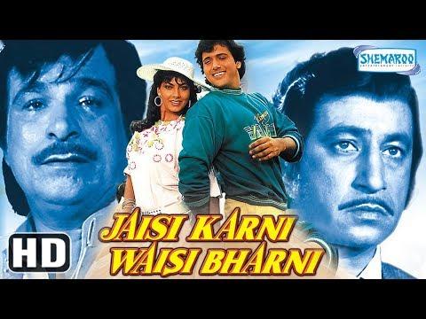 Xxx Mp4 Jaisi Karni Waisi Bharni HD Eng Subs Govinda Kimi Katkar Kader Khan Hit Bollywood Movie 3gp Sex