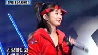 Jang Nara Sweet Dream Live