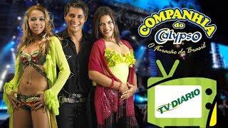Companhia do Calypso l Ao Vivo Na TV Diário (Completo)