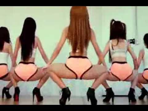 Sexy Hot Asian Girls Twerking