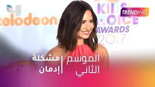 قصة تحدي ترويها الفنانة الأمريكية Demi Lovato عبر انستجرام