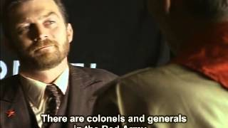 Libertarias - Durruti talks to Van Paassen. English subtitles.