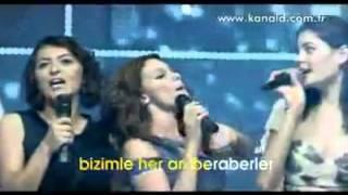 اغنية ابطال المسلسلات التركيه 2 - اكثر من رائع 2013