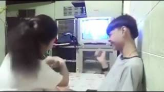 Small Brother and sister fun   Video Dailymotion