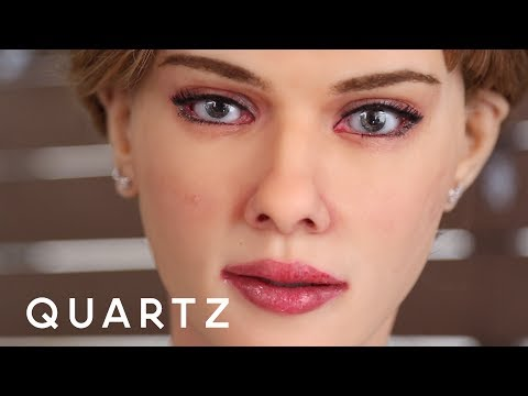 Xxx Mp4 An Anatomically Correct Scarlett Johansson Robot 3gp Sex