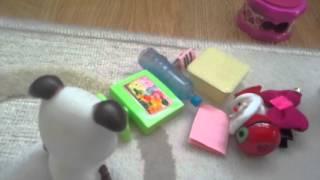 Minisler markkette (ilk video biraz sacma oldu)