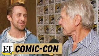 EXCLUSIVE: Ryan Gosling Gushes Over Harrison Ford Says He