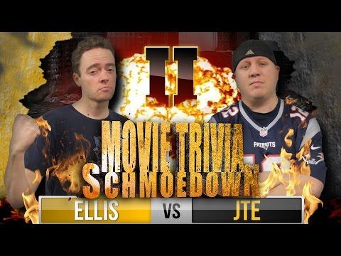 Movie Trivia Schmoedown - Mark Ellis Vs JTE