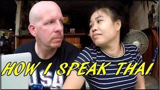 HOW I SPEAK THAI V153