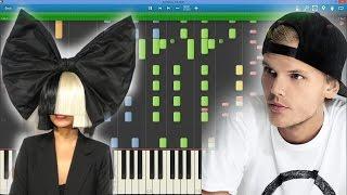 Avicii ft. Sia - All I Need (Max Pandèmix piano cover)