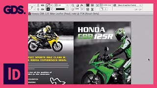 Adobe InDesign Interface Introduction - Ep5/13 [Adobe InDesign For Beginners]