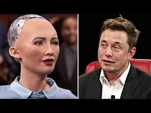 Xxx Mp4 10 Scariest AI Robot Moments 3gp Sex