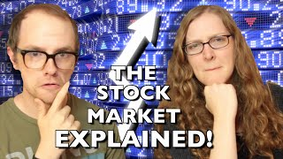 How the Stock Market Works... EXPLAINED!