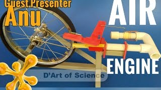 How to Make Air Engine