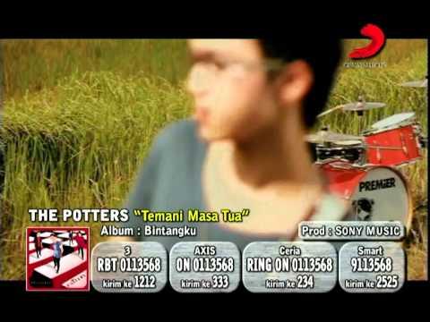 Download Lagu The Potters - Temani Masa Tua MP3