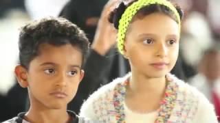قناة اطفال ومواهب الفضائية حفل محايل ادفا 1438 هـ