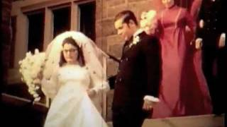 1970's Wedding Roseanne Napoleon