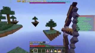 Minecraft - SkyWars #13: مشروب الإخفاء