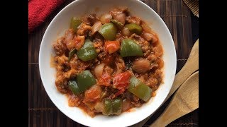 বিফ চিলি বাংলাদেশি চাইনিজ রেস্টুরেন্ট স্টাইলে ।।Bangladeshi Chinese Restaurant Style Beef Chili
