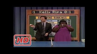 [Talk Shows]Beer Pong with Gabourey Sidibe and Jimmy Fallon