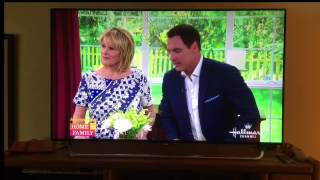 Interview with #Longmire's Robert Taylor on Home & Family