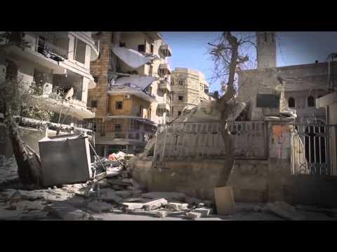 ALEPPO CITY The Wounded Love English Version Halep Aşkım