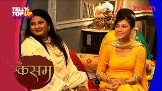 Rano Will Try To Break Rishi & Neha's Marriage In 'Kasam Tere Pyaar Ki' | #TellyTopUp