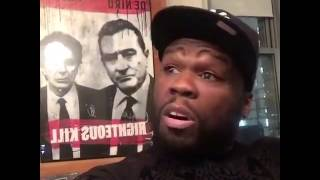 50 cent Speaks On Solja Boy And Chris Brown Boxing Match
