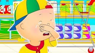 Caillou doctor check up   Funny Animated cartoon for Kids   Cartoon Caillou l Cartoon Movie